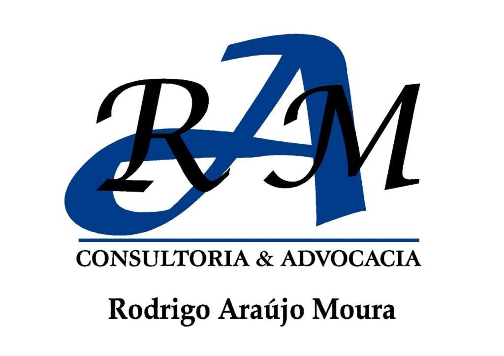 Logo Advocacia rodrigo Moura