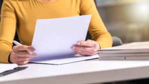 Documentos necessários para dar entrada na aposentadoria
